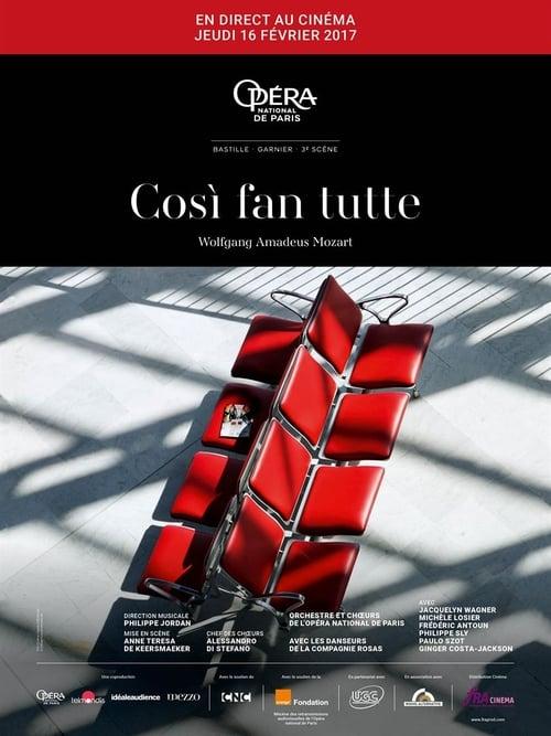 Mozart: Così Fan Tutte (2017)