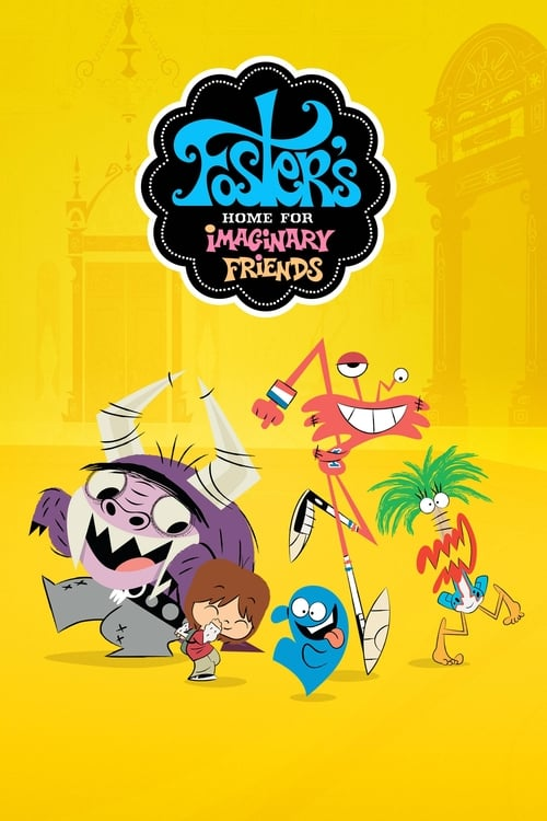 Subtitles Foster's Home for Imaginary Friends (2004) in English Free Download | 720p BrRip x264