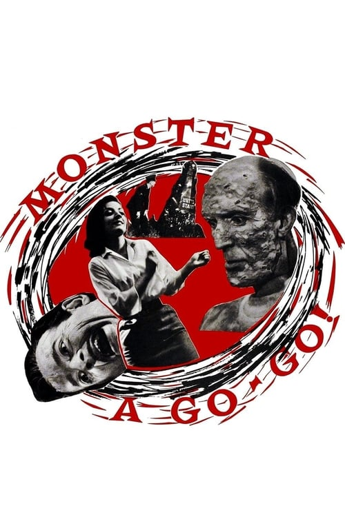 Largescale poster for Monster a-Go Go