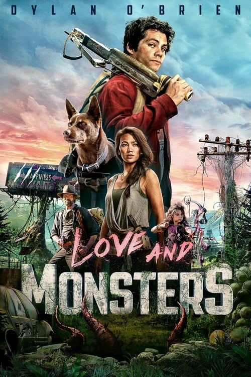 Love and Monsters [2017] Full Movie HD Carltoncinema