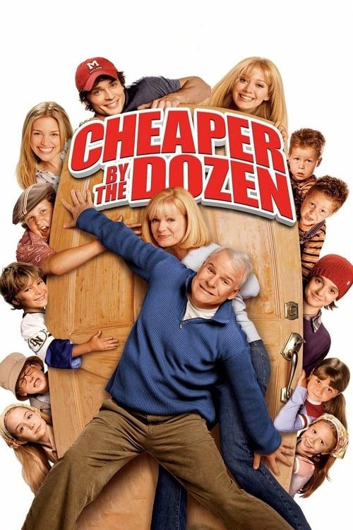 Cheaper by the Dozen - Poster