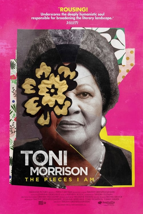 Largescale poster for Toni Morrison: The Pieces I Am