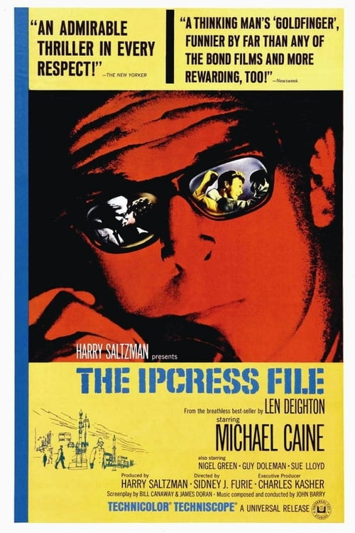 Streaming The Ipcress File (1965) Movie Free Online