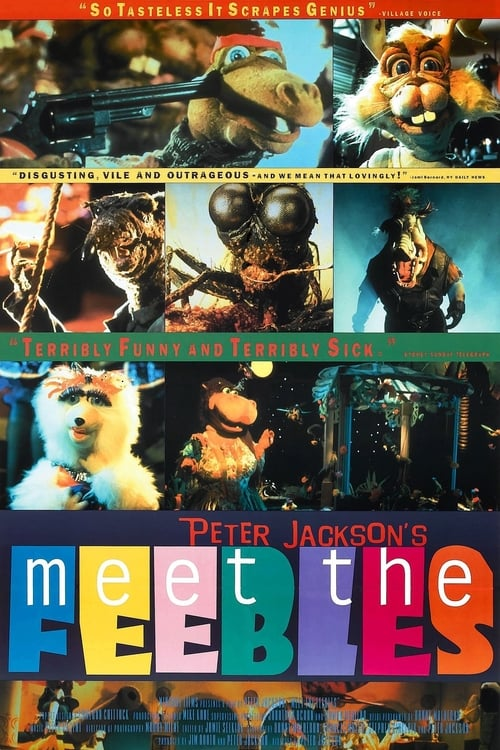 Download Meet the Feebles (1989) Full Movie