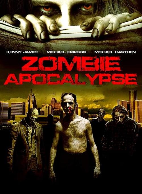 Zombie Apocalypse (2010) Poster