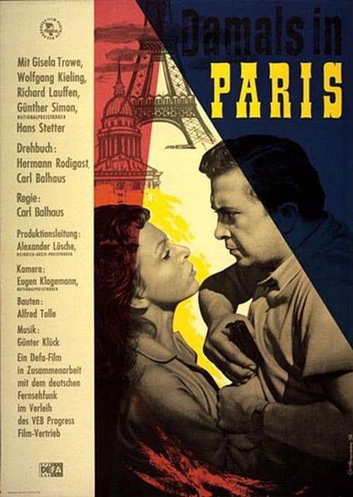 Mira La Película Damals in Paris En Línea