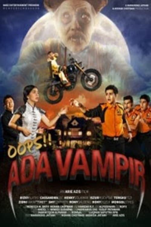 Película Oops!! Ada Vampir Con Subtítulos En Español
