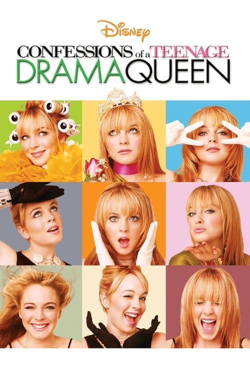 Confessions of a Teenage Drama Queen - Poster
