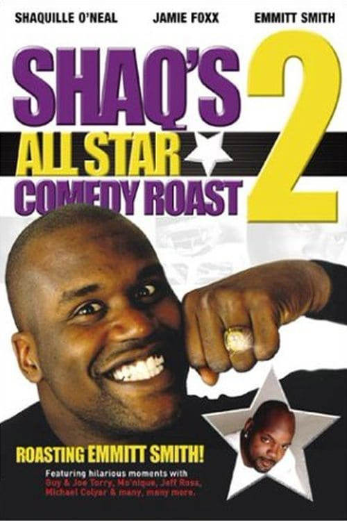 Mira La Película Shaq's All Star Comedy Roast 2: Emmitt Smith Con Subtítulos