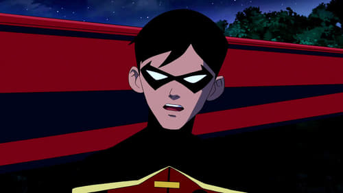 Young Justice: Season 1 – Episode Alpha Male