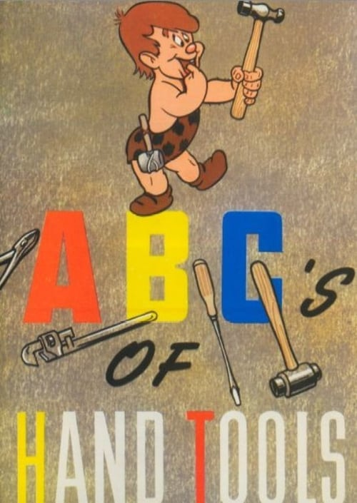 Ver pelicula The ABC of Hand Tools Online