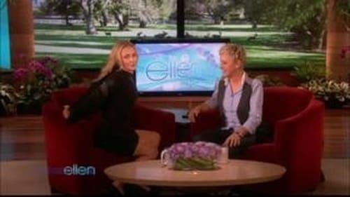 The Ellen DeGeneres Show - Season 7 - Episode 31: Hayden Panettiere