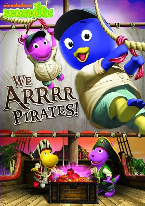 The Backyardigans - We Arrr Pirates MEGA
