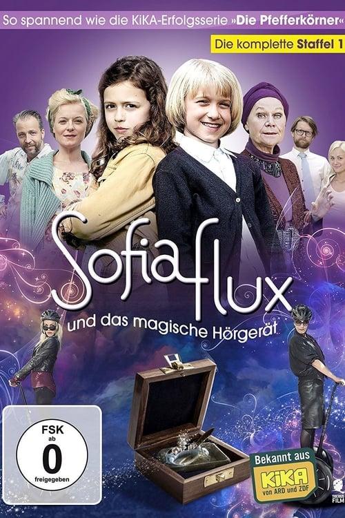 Sofia Flux - Poster