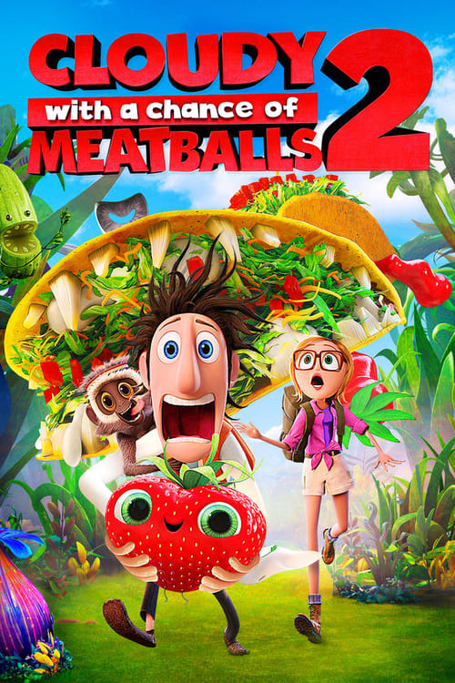 Download Cloudy with a Chance of Meatballs 2 (2013) Best Quality Movie