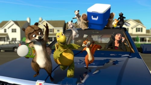 Over the Hedge – Πέρα από το Φράχτη