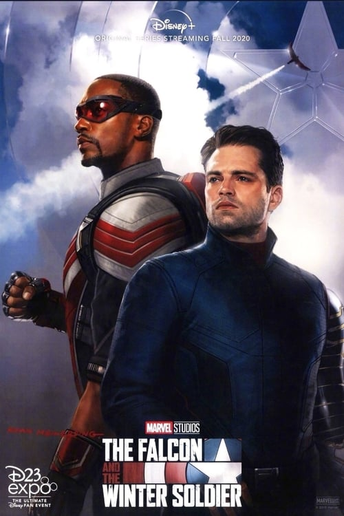 The Falcon and the Winter Soldier-Azwaad Movie Database