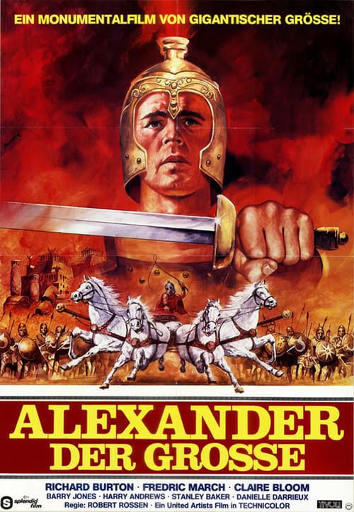 Alexander der Große (1956) Stream Ganzer Filme Deutsch