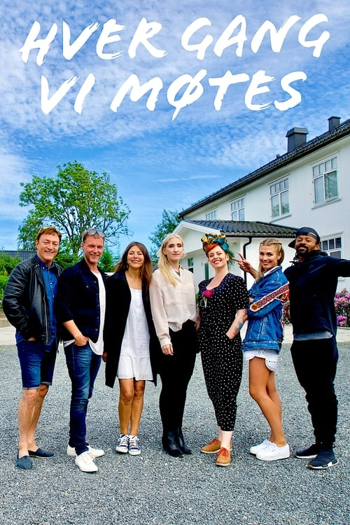 Hver Gang Vi Motes Tv Series The Movie Database Tmdb