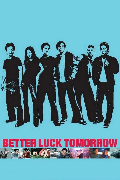 Largescale poster for Better Luck Tomorrow