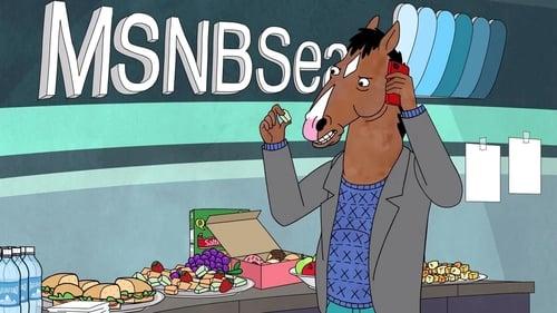BoJack Horseman - Season 2 - Episode 7: Hank After Dark