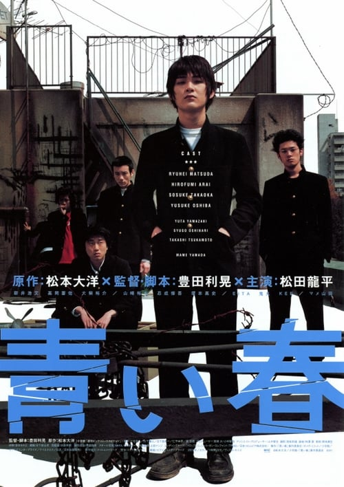 Largescale poster for 青い春