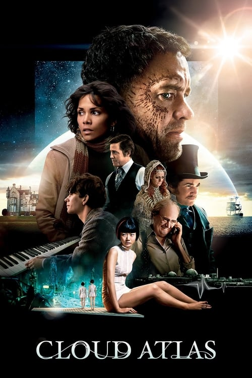The poster of Cloud Atlas