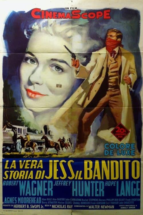 La vera storia di Jess il bandito (1957)