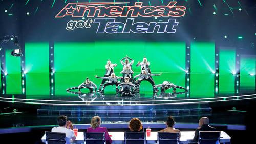 America's Got Talent: Season 11 – Épisode Judge Cuts, Night 2