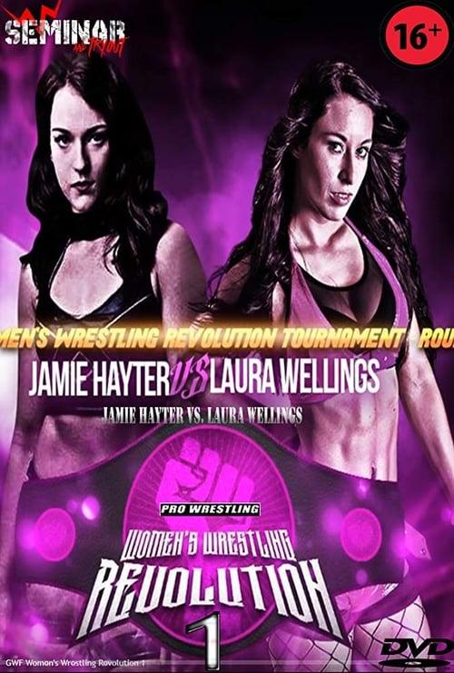 Mira GWF Women's Wrestling Revolution 1 Gratis En Línea