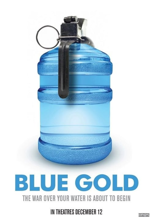 Blue Gold: World Water Wars (2008) Poster