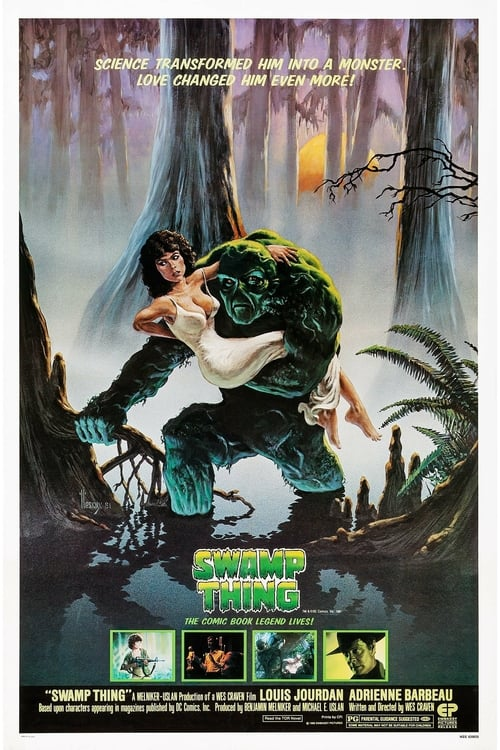 Download Swamp Thing (1982) Full Movie