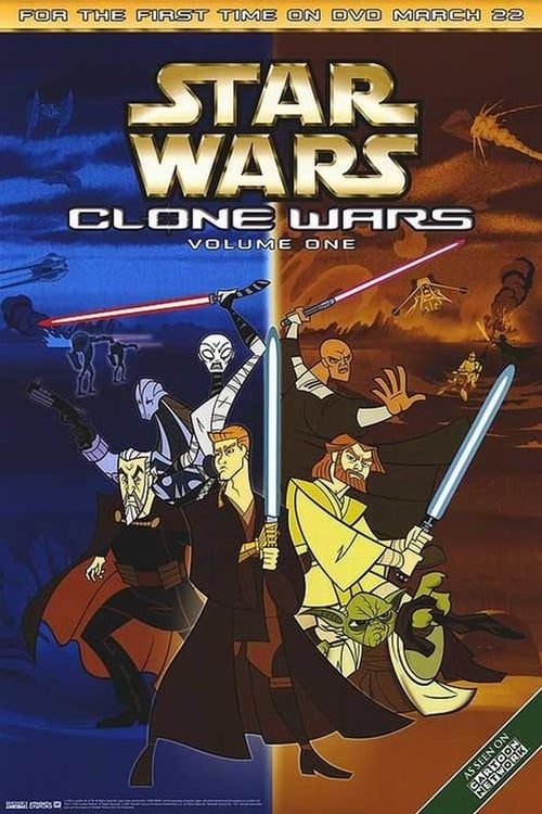 Star Wars: Clone Wars, Vol. 1