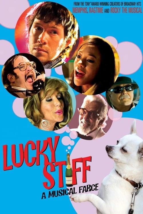 Lucky Stiff poster