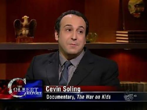 The Colbert Report: Season 5 – Episod Dan Esty, Cevin Soling