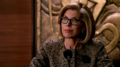The Good Wife - Season 3 - Episode 14: Another Ham Sandwich