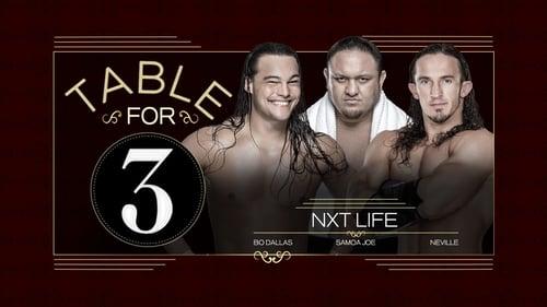 Wwe Table For 3 2015 Imdb: Season 1 – Episode NXT Life