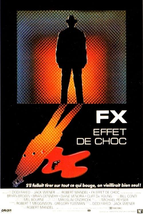 ★ FX, effet de choc (1986) ✿