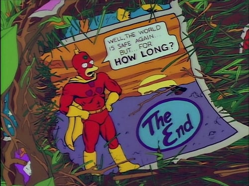 The Simpsons - Season 2 - Episode 21: Three Men and a Comic Book
