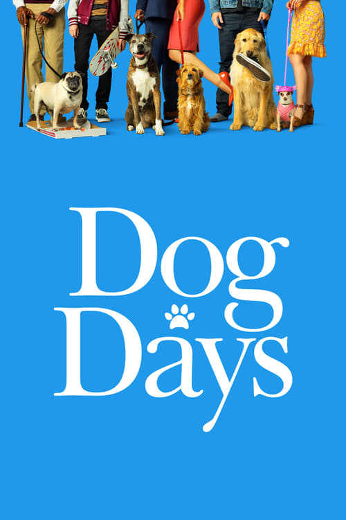 Download Dog Days (2018) Full Movie