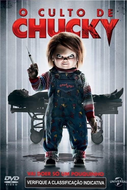 Assistir Filme O Culto de Chucky Completamente Grátis