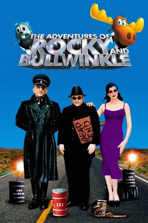 The Adventures of Rocky & Bullwinkle film en streaming