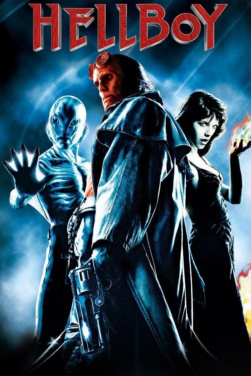 Assistir Hellboy 1 - HD 720p Dublado Online Grátis HD