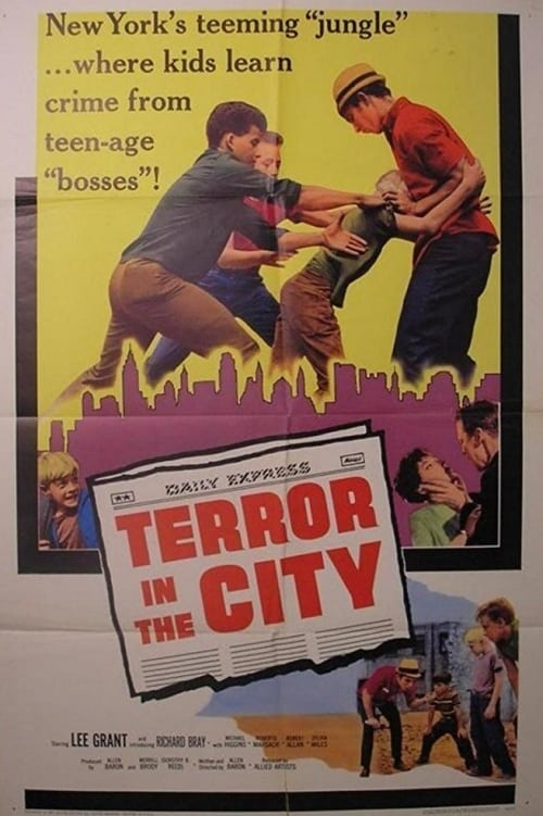 فيلم Terror in the City مع ترجمة على الانترنت