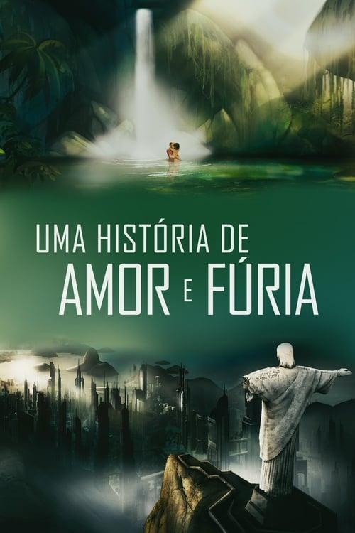 Película Rio 2096: una historia de amor y furia En Buena Calidad Hd 1080p