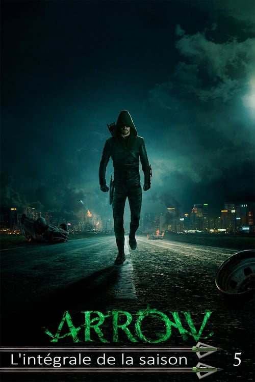 Arrow: Saison 5