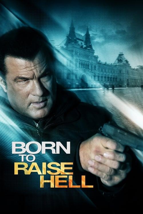 Poster von Born to Raise Hell - Zum Töten geboren!