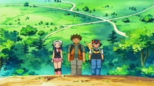 Pokémon: Diamond and Pearl – Épisode Satoshi and Hikari! Head for a New Adventure!!