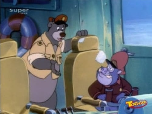 Talespin 1991 Bluray 1080p: Season 1 – Episode Flying Dupes