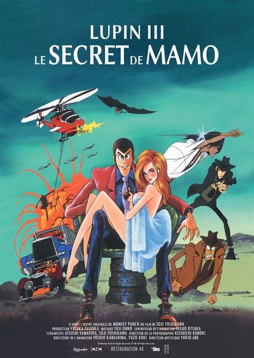 Visualiser Lupin III : Le secret de Mamo (1978) streaming